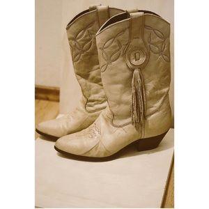 Vintage Ladies Laredo Boots
